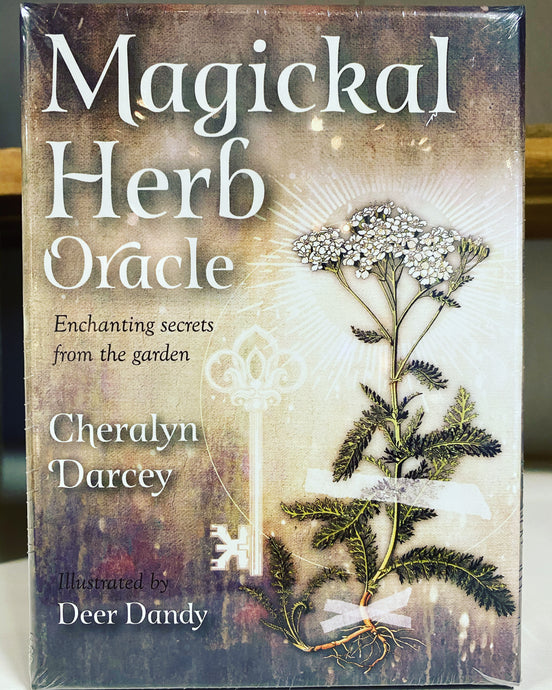 Magickal Herb Oracle cards