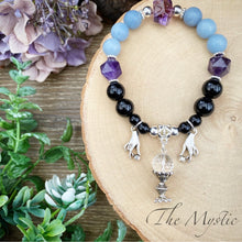 Load image into Gallery viewer, The Mystic - Crystal Bead bracelet