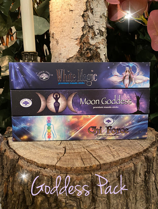 Goddess Incense Pack