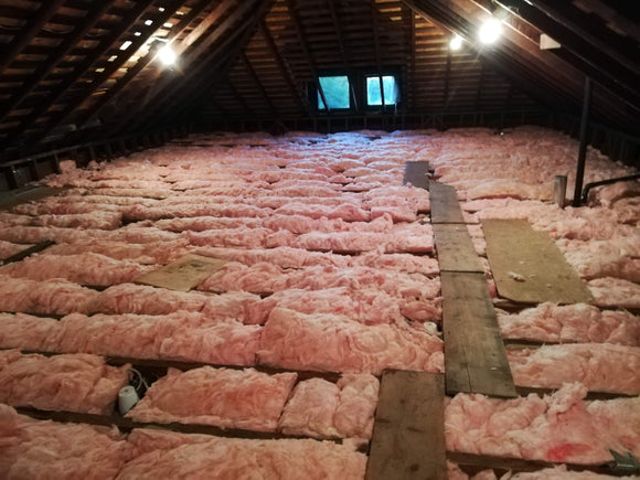Home Insulation Installation Package - Brieza