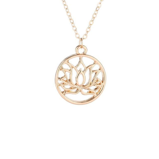 Order of the Lotus Pendant - Spiritual Wear