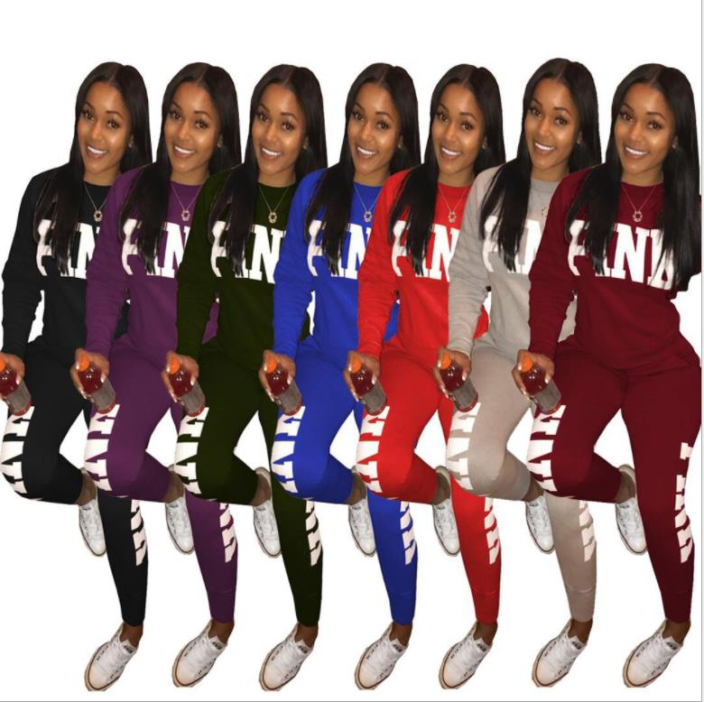 Women's Lettered Tracksuit