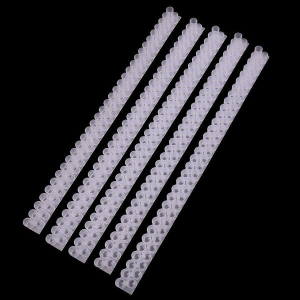 5pcs Beekeeping Double Row Queen Bee Device Set Artificial Beehive 63 Holes SA