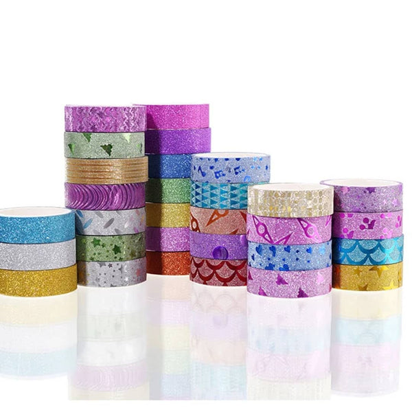 Washi Tape Craft Days-- It's your lucky day!