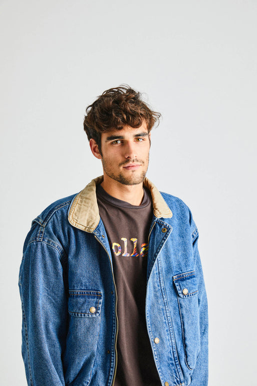 Lazy Boy Denim Jacket - Significant Other Elwood