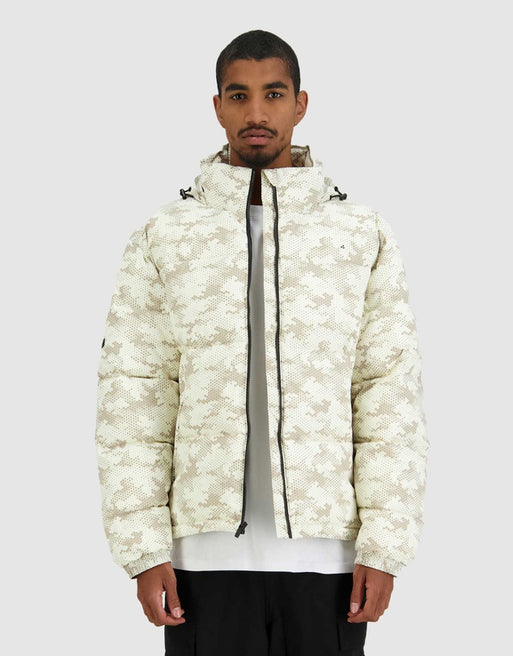 Mens No Comply Puffer Jacket