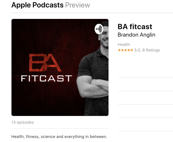 BA Fitcast Episode 11 - Kingsfield Fitness