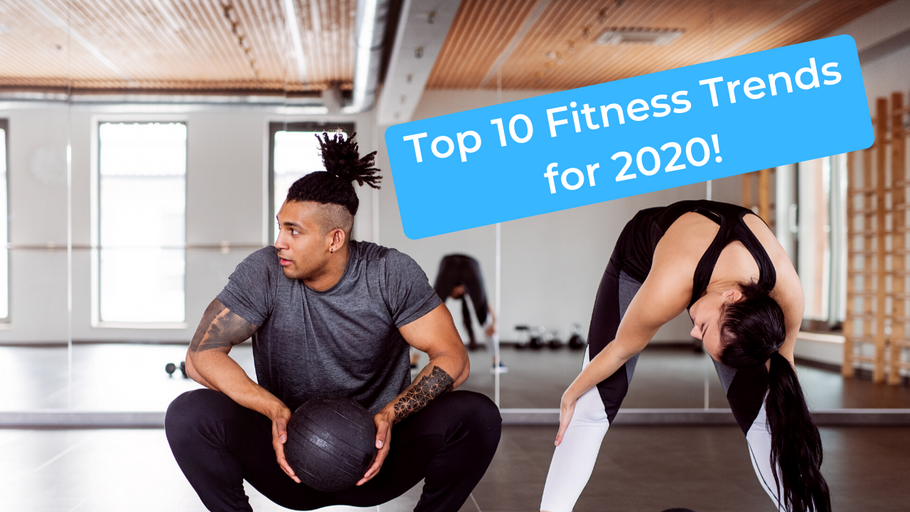 Top 10 Fitness Trends for 2020