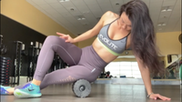 Vibrating Foam Roller Kingsfield Fitness