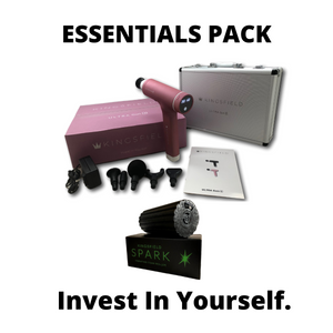 Kingsfield Essentials Pack Rose Pink. Kingsfield ULTRAGun Slim and SPARK