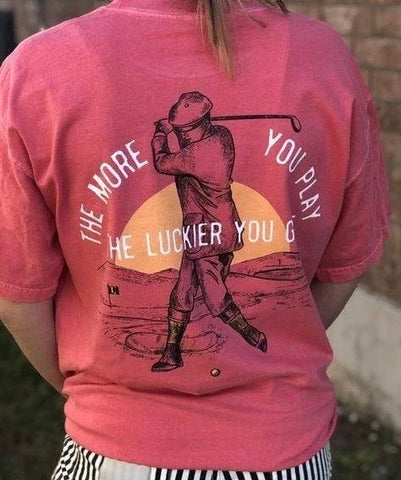 The More You Play... Men's T