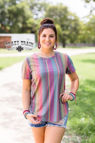 Serape 'Howl At The Moon' by Crazy Train