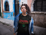 I'm Rooting For Everybody Black: Pan African t-shirt
