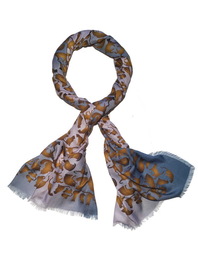 Fashionable cat scarf for Women Soft Modal Great Gift