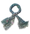 Peacock Scarf for Women Fashionable Soft Modal Perfect Gift Idea