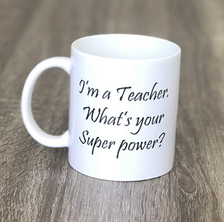 Teacher Mug - Pandicorn Factory