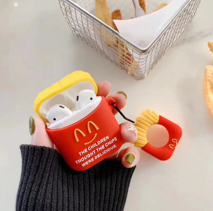 Fries AirPods Case - Pandicorn Factory