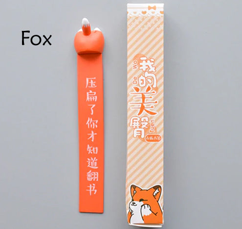 Cartoon Bookmarks - Pandicorn Factory