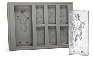 Han Solo Ice Cube Mold - Pandicorn Factory