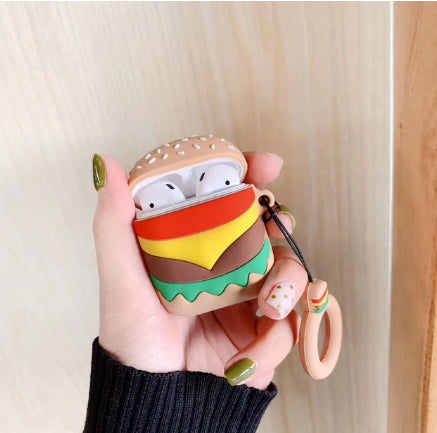 Hamburger AirPods Case - Pandicorn Factory