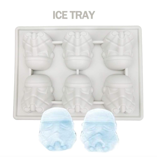 Stormtrooper Ice Cube Mold - Pandicorn Factory