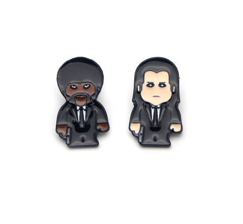 Pulp Fiction Pins - Pandicorn Factory