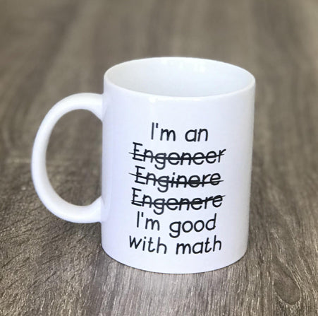 Engineer Mug - Pandicorn Factory