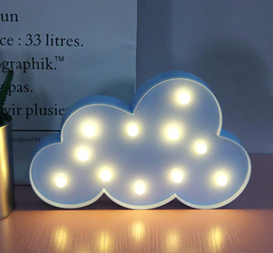 Cloud Night Light - Pandicorn Factory