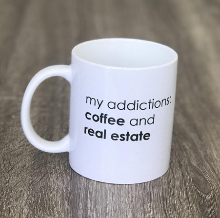 Real Estate Mug - Pandicorn Factory