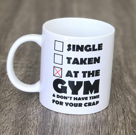 Gym Mug - Pandicorn Factory