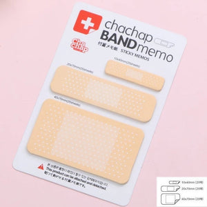 Band-aid Sticky Notes - Pandicorn Factory