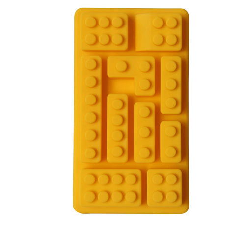 Lego Ice Cube Mold - Pandicorn Factory