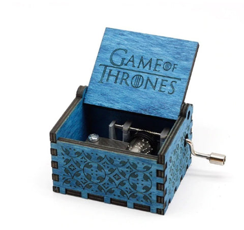 Game Of Thrones Music Box - Pandicorn Factory