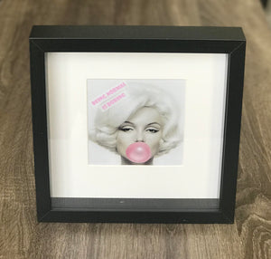 Marilyn Monroe Frame - Pandicorn Factory