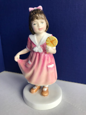 "Royal Doulton ""Special Treat"" Porcelain figurine"