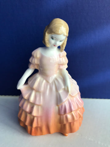 "Royal Doulton ""Rose"" Porcelain figurine"