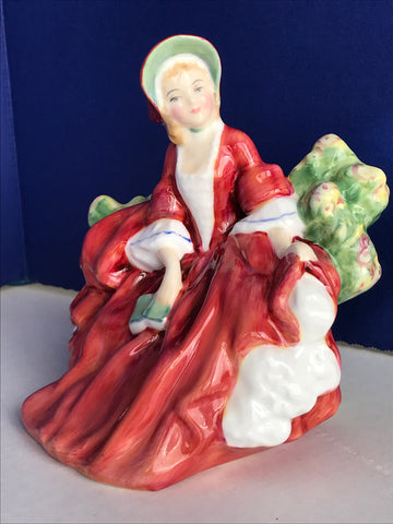 "Royal Doulton ""Lydia"" Porcelain figurine"