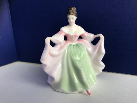 "Royal Doulton ""Sara"" Porcelain figurine"