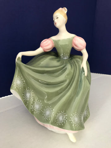 "Royal Doulton ""Michele"" Porcelain figurine"