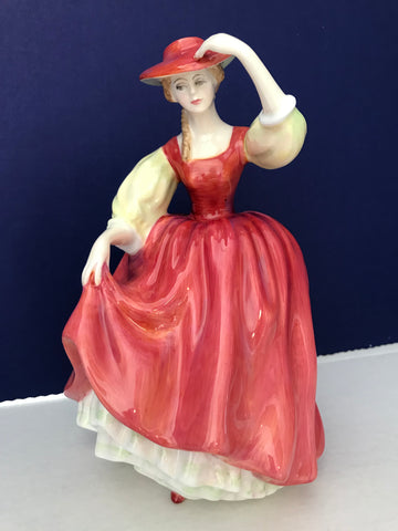 "Royal Doulton ""Buttercup"" Porcelain figurine"