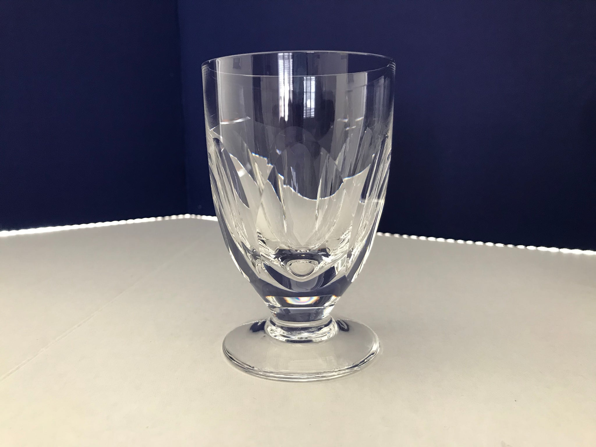 Waterford Crystal Juice Glass -Sheila (cut)