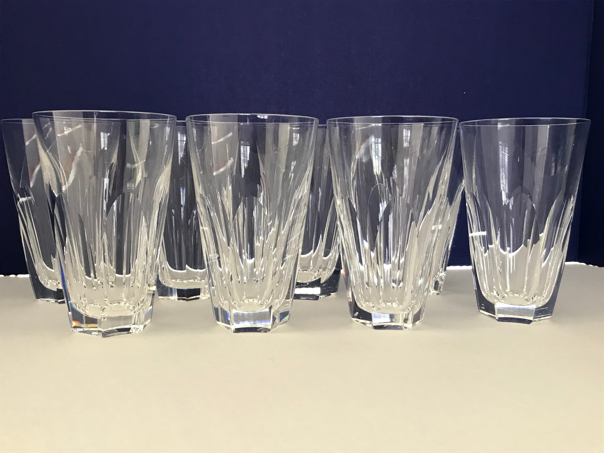 Waterford Crystal Flat Tumblers -Sheila (cut)