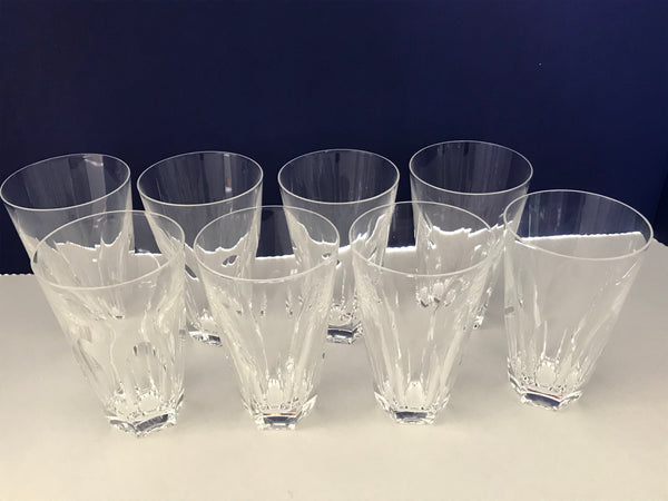 Waterford Crystal Flat Tumbler -Sheila (cut)