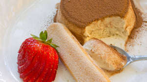 Coffee Semifreddo Dessert with Gourmesso Capsules and Baileys