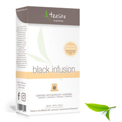 Black Infusion - 100% Black Tea Capsules