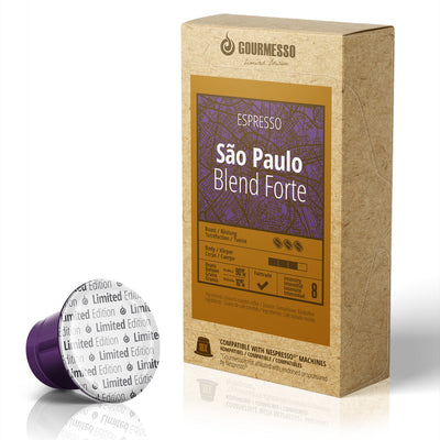Sao Paulo Blend Forte (Limited Edition)