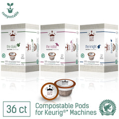 Classic VARIETY PACK - 3 BLENDS - 36 CAPSULES