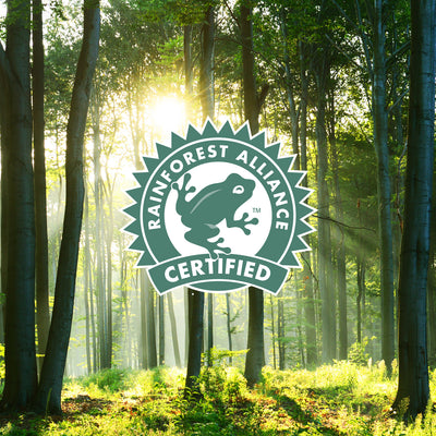 Rainforest Alliance Certified Coffee Pods alternative for Keurig K-Cup Brewers