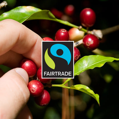 Fairtrade Coffee Pods