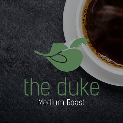 GLORYBREW - THE DUKE - MEDIUM ROAST - 12 PODS